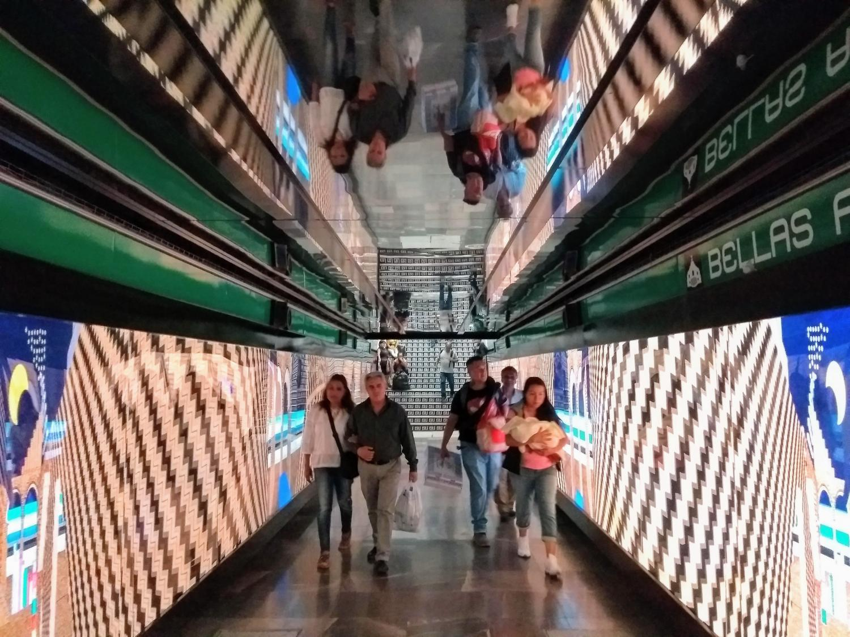 Bellas Artes station