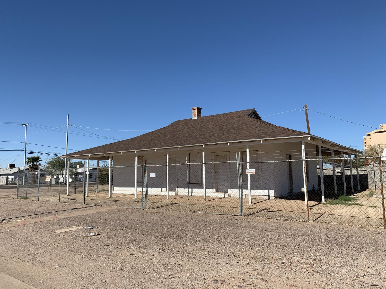Phoenix historic home for immigrants