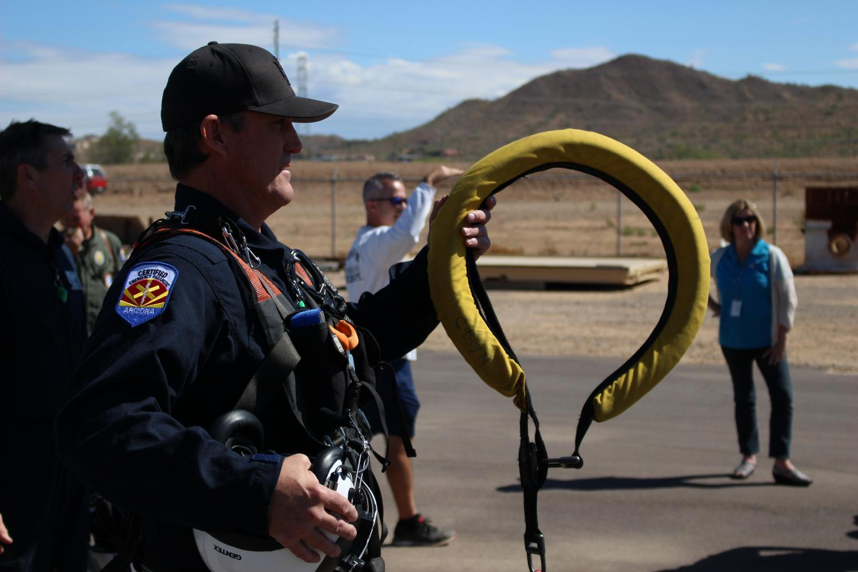 Troy Caskey, Phoenix Fire