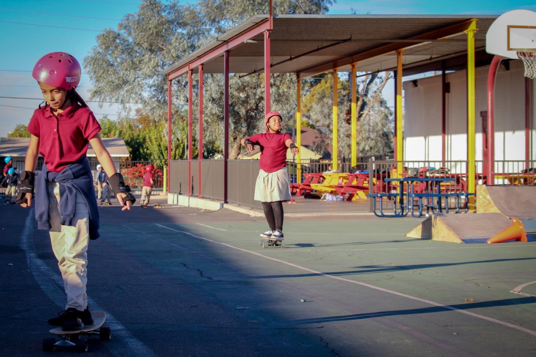 Skate After School