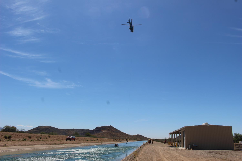 monsoon air rescue training