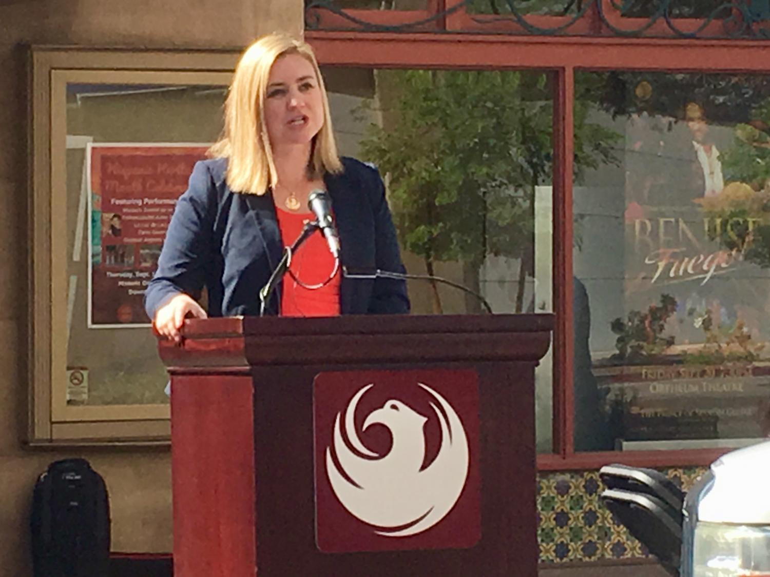 Kate Gallego I Count 2020