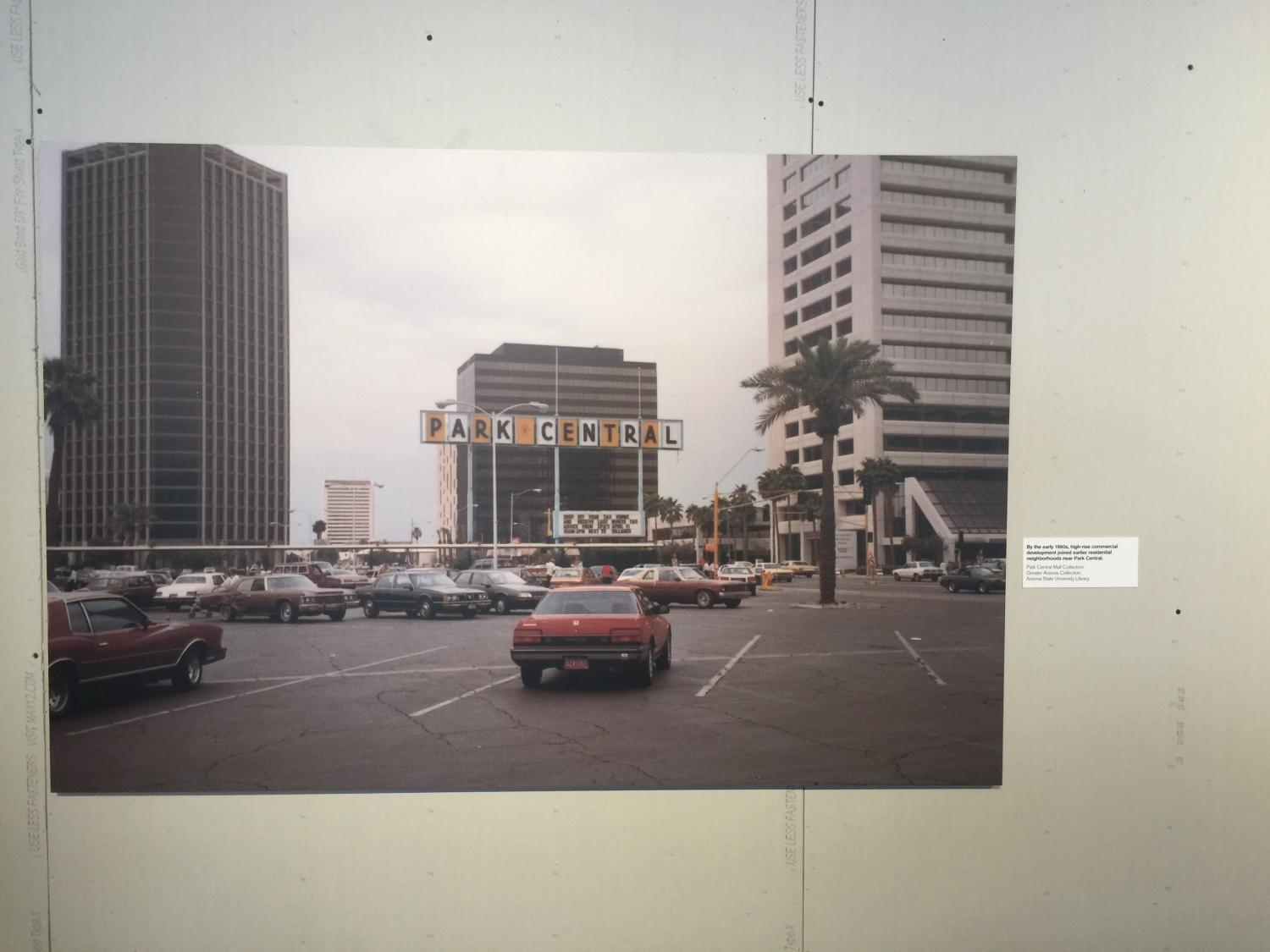 Photo from Park Central archives at site