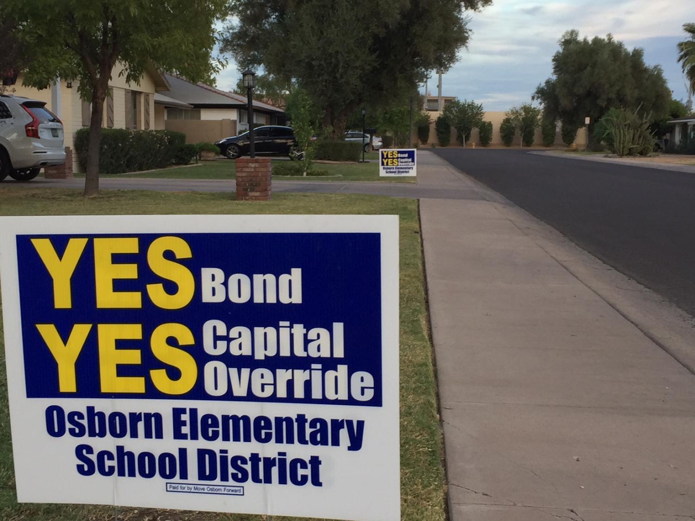 School Bonds and Overrides