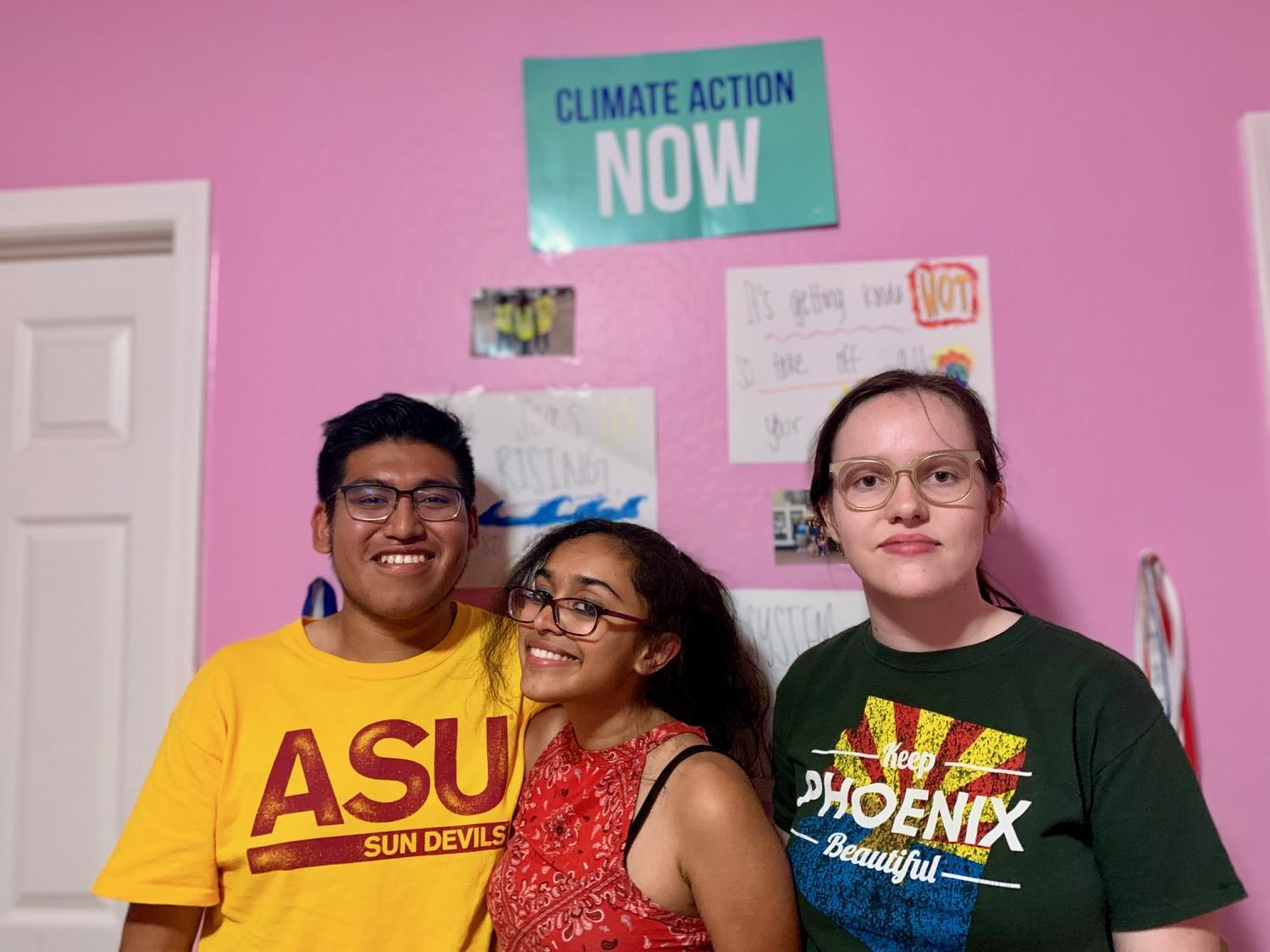 Arizona Youth Climate Strike Organizers