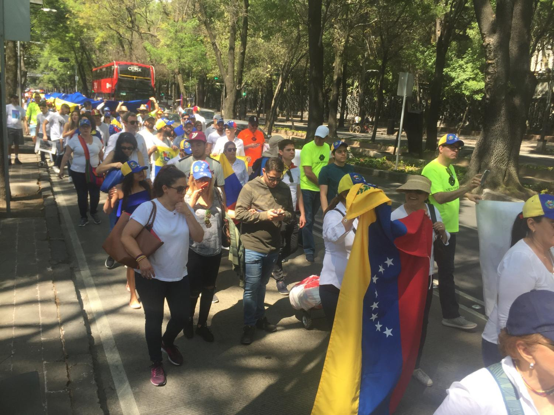Maduro protests