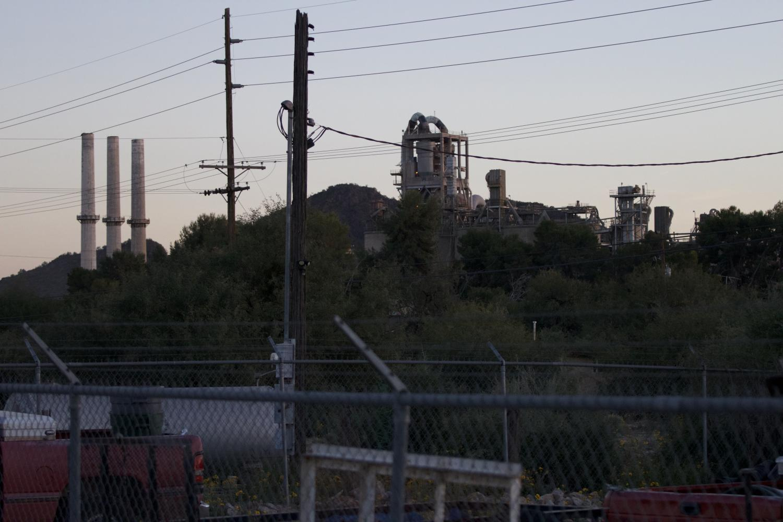 CalPortland Cement Rillito AZ Arizona