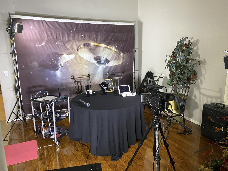international ufo congress 2021 set