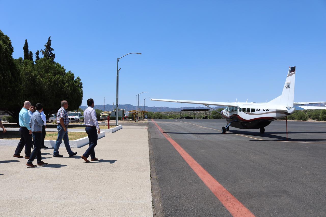 Nogales-Hermosillo Flight