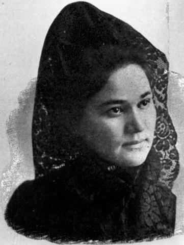 Doña Sophia Micaela Maso Reavis y Peralta de la Cordoba