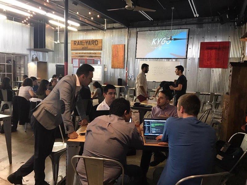 Latinx Startup Weekend 2018