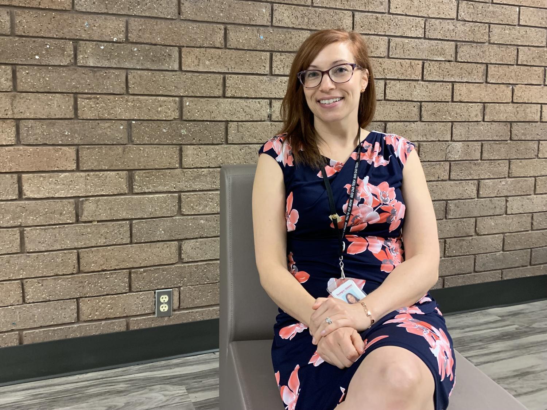 Corona Del Sol social worker Lauri Pagano