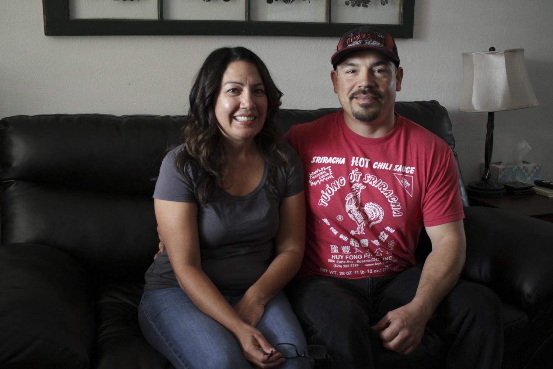 Leticia and Vince Garcia