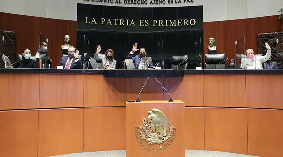 The Mexican Senate