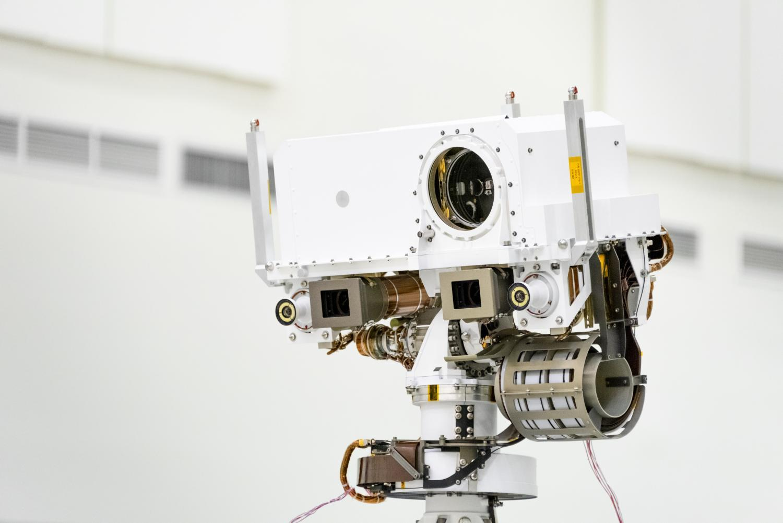NASA Mastcam