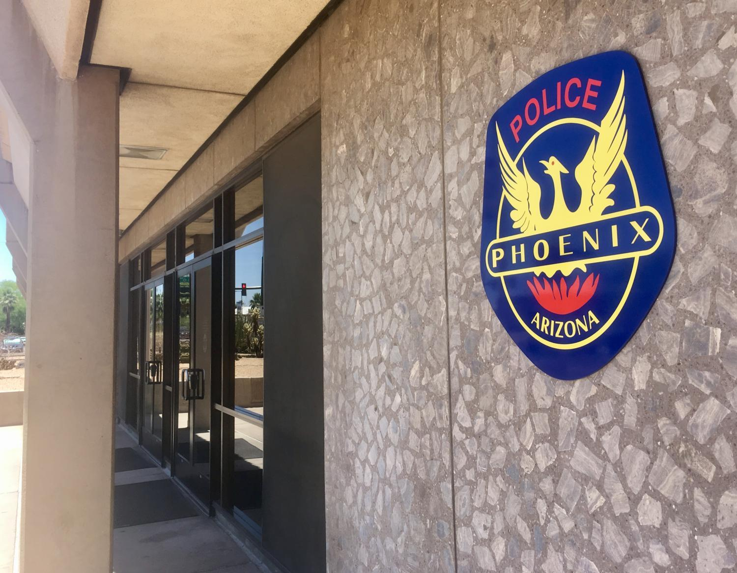 Phoenix police headquarters