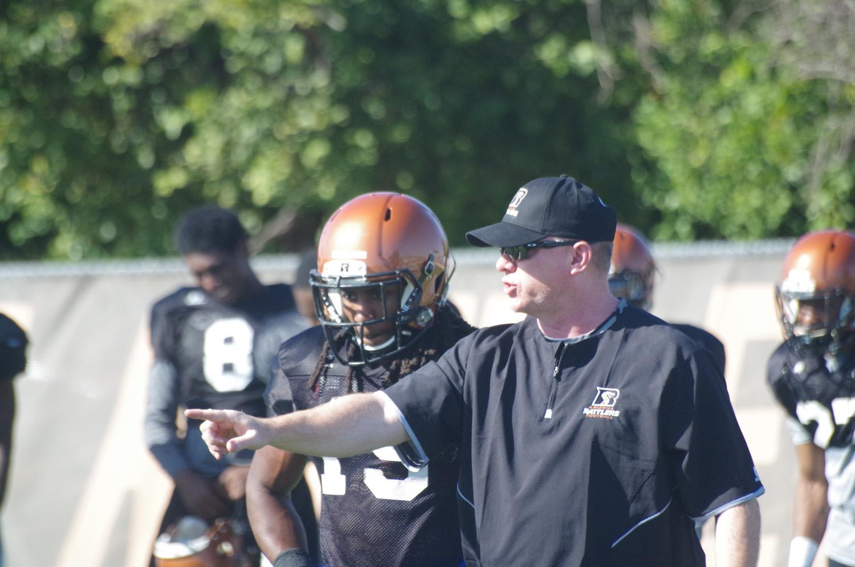 Arizona Rattlers Head Coach Kevin Guy