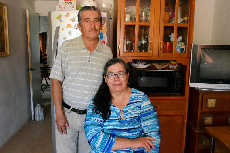 Jose Luis Salazar and Martha Velarde