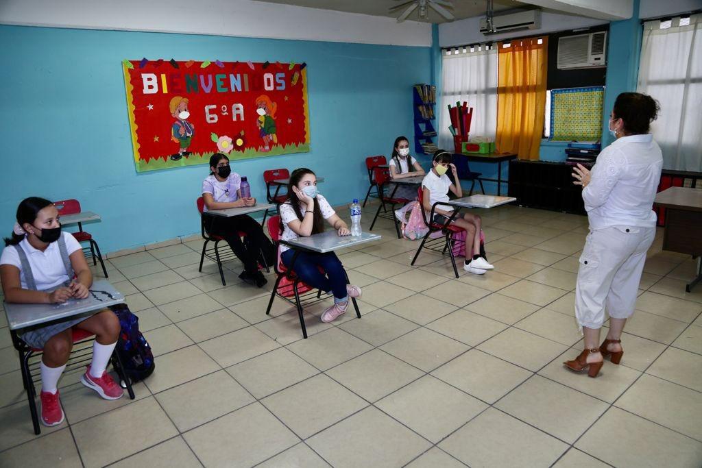Hermosillo classroom