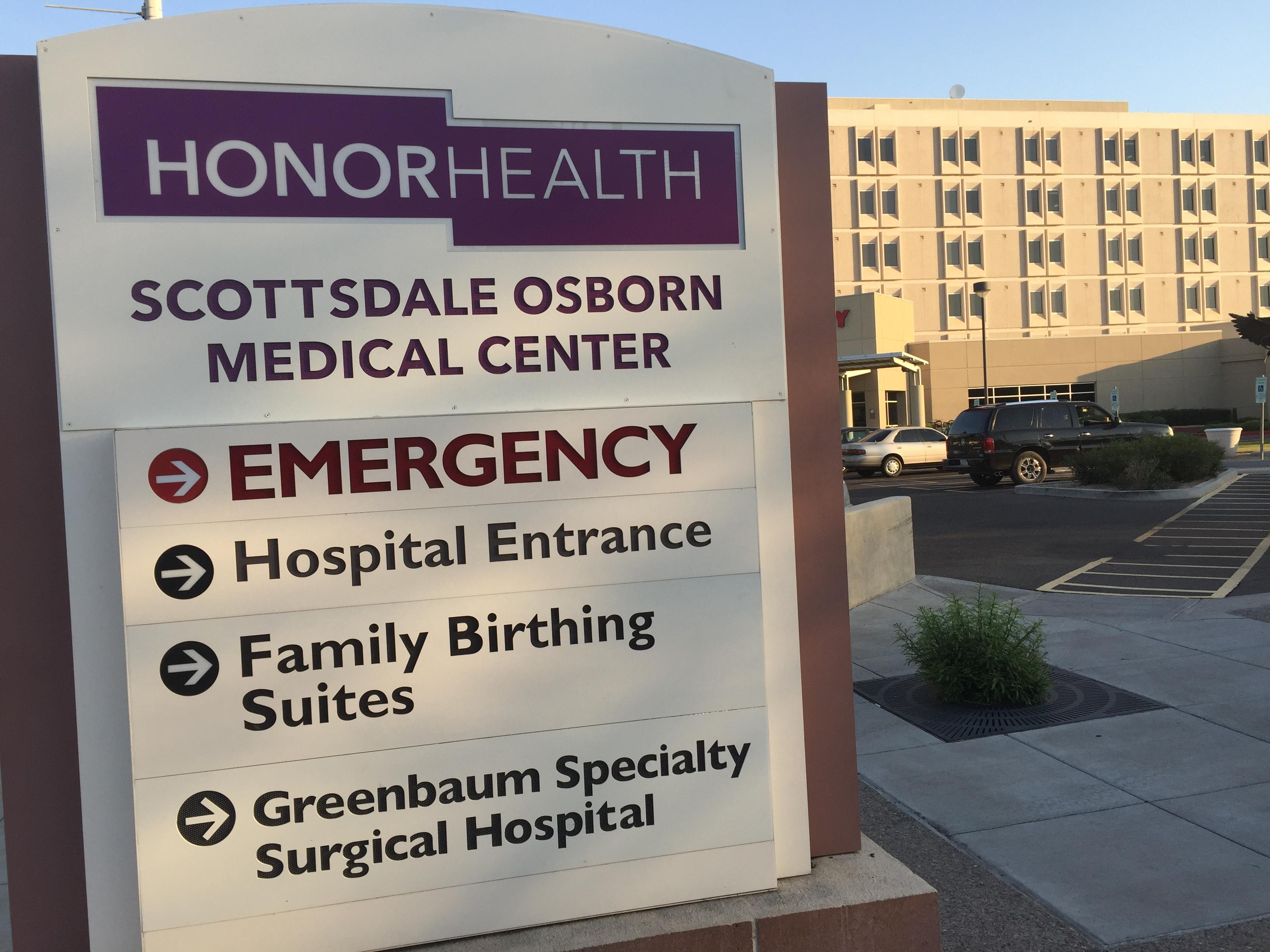 HonorHealth Scottsdale Osborn Medical Center