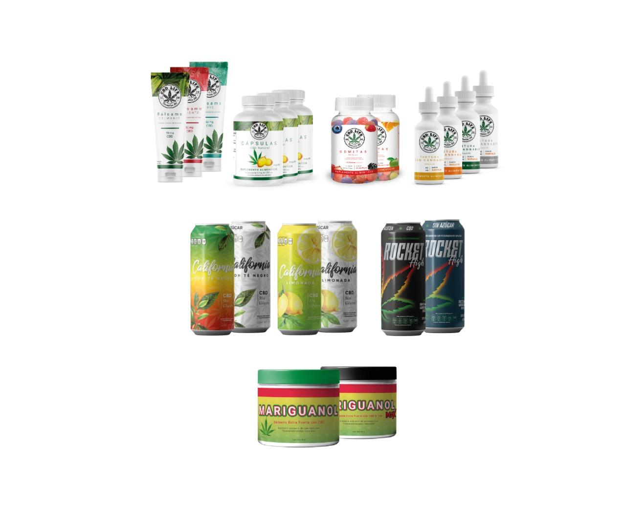 cannabis-based products