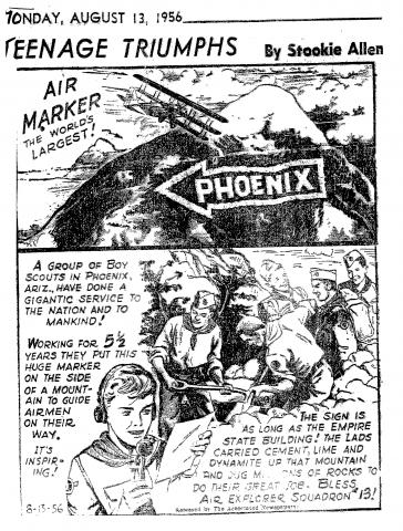 Stookie Allen Phoenix air marker cartoon