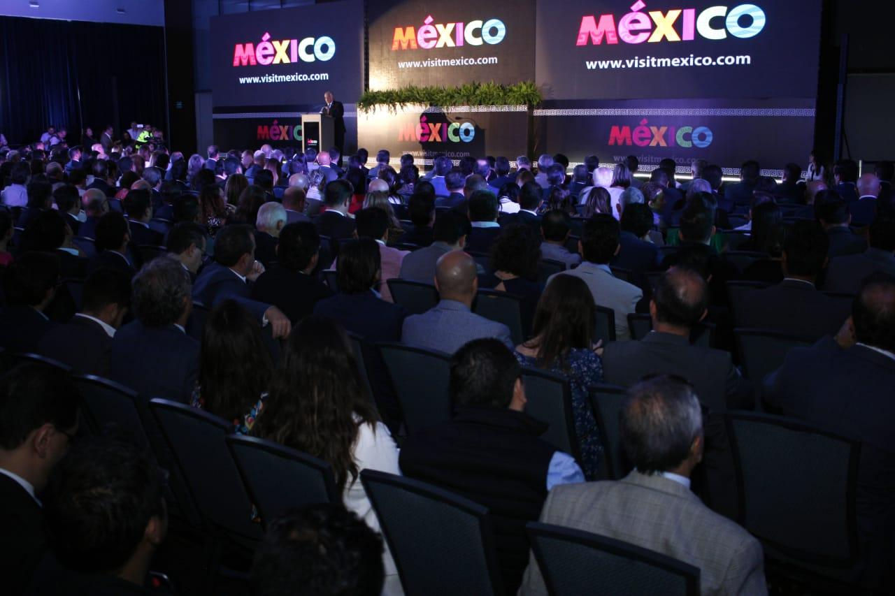 Miguel Torruco, secretary of tourism of Mexico