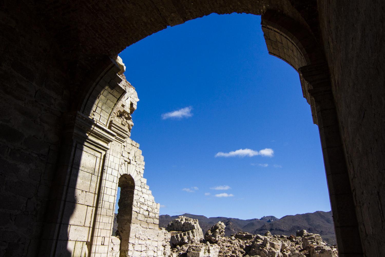 Sunken Sonoran Pueblos