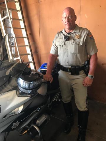 Trooper Jim Fleming