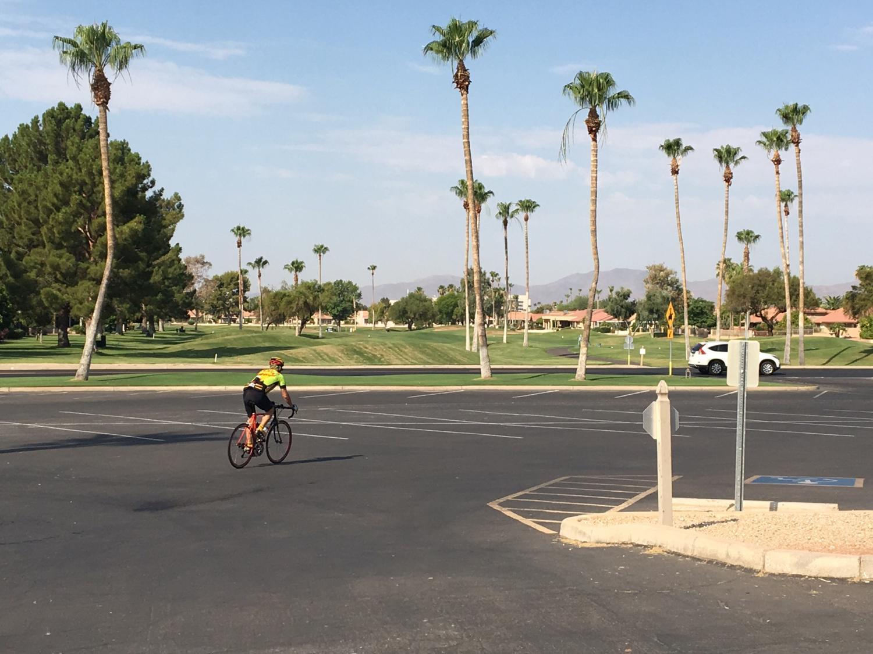 sun city west, bike