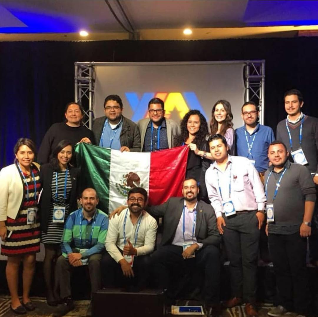 YLAI fellows from Mexico