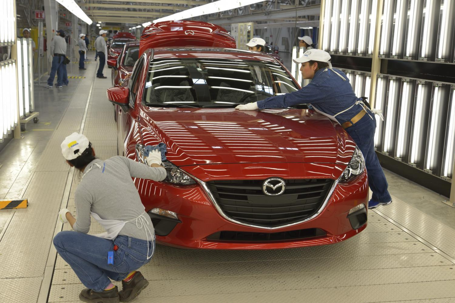 Like other auto makers in Mexico