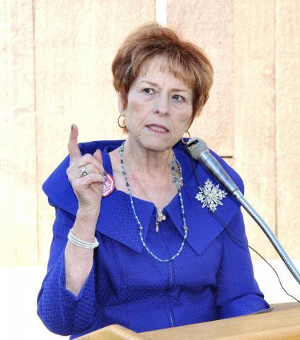 GOP Sen. Sylvia Allen