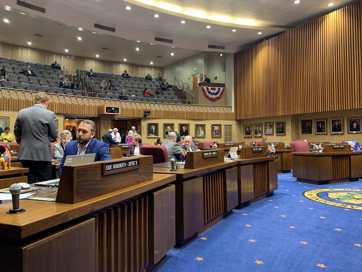 Arizona Senate floor