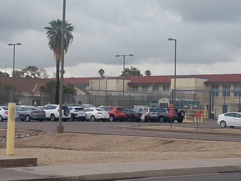 Arizona State Hospital in Phoenix