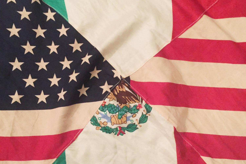 Mexico-U.S. bandana