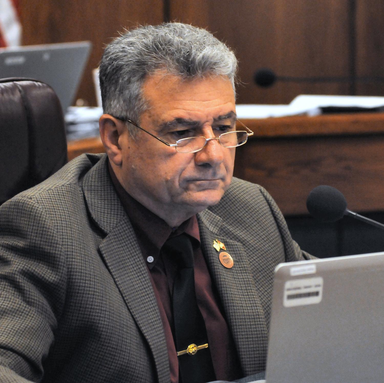 GOP Sen. Sonny Borrelli