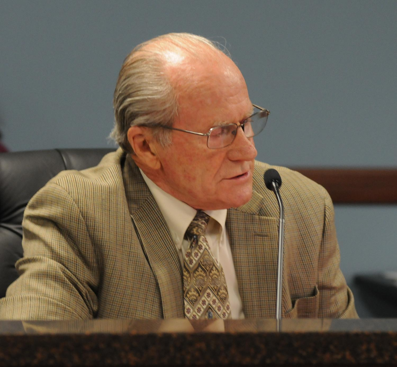 Arizona Corporation Commissioner Bob Burns