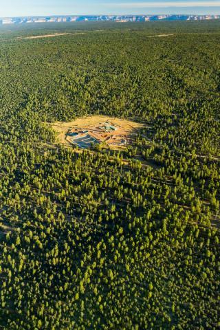 Pinyon Plain mine