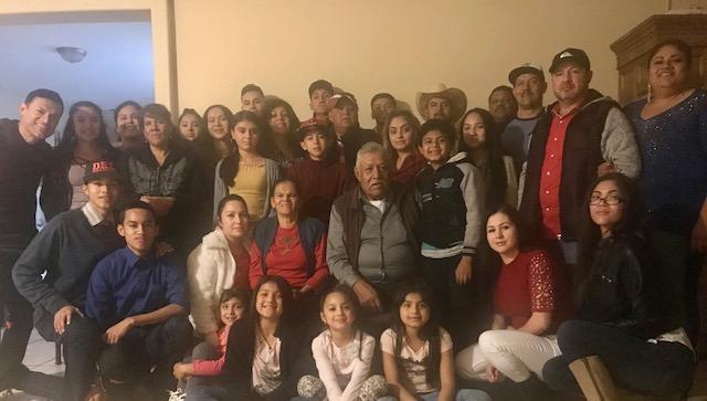 The Carranza Family
