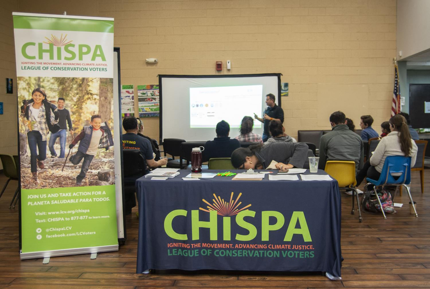 Chispa energy workshop