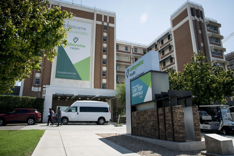Valleywise Health Medical Center
