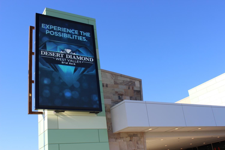 Desert Diamond West Valley casino