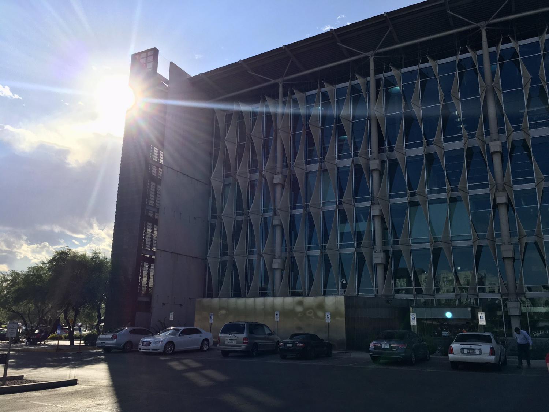 Phoenix Burton Barr Central Library