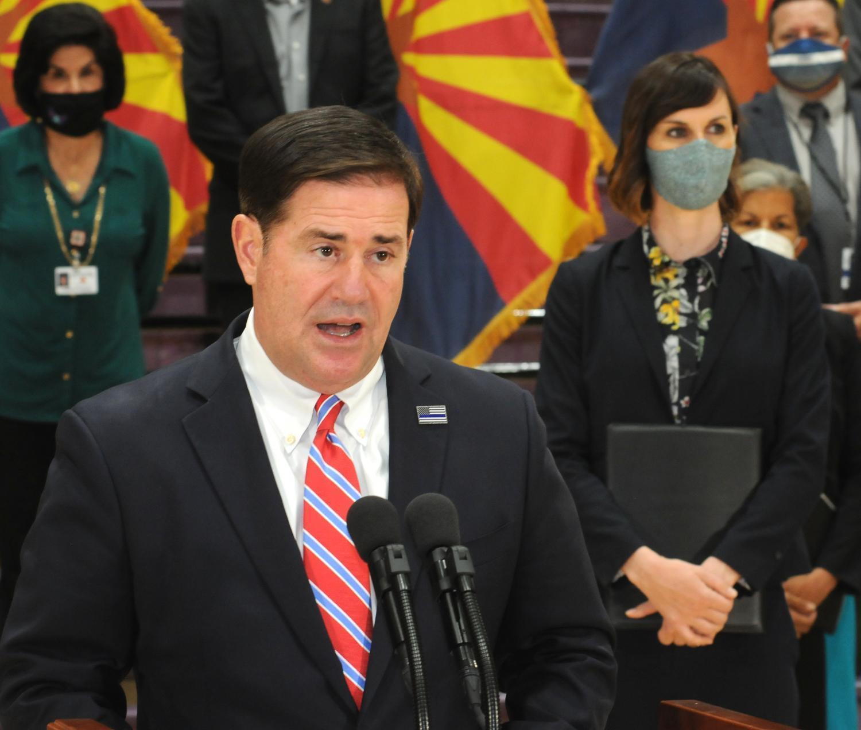 Governor Doug Ducey