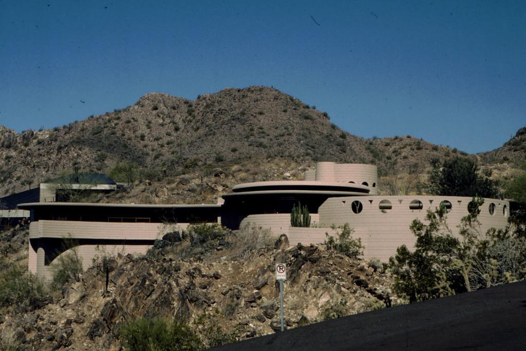 Frank Lloyd Wright Norman Lykes Home