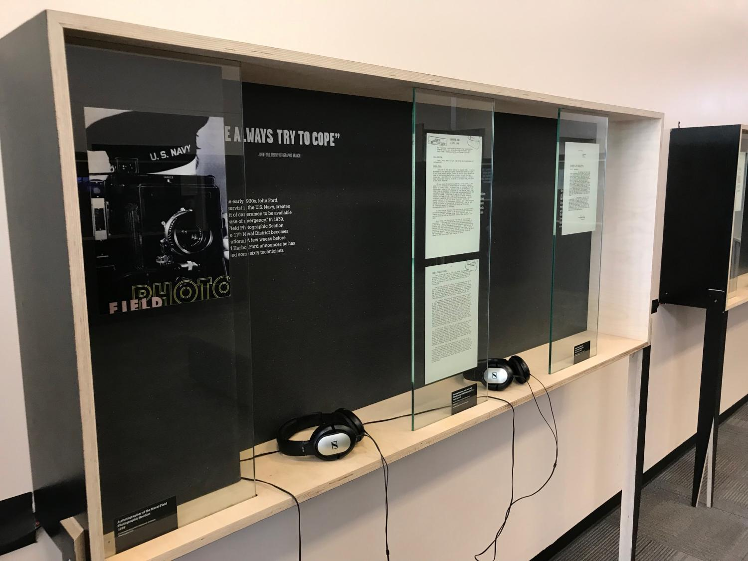 Exhibits at Scottsdale Community College Genocide Awareness Week Conference