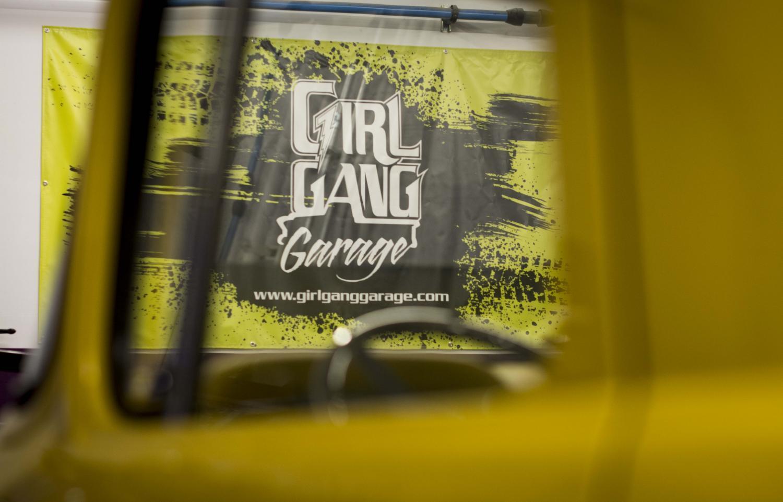 Girl Gang Garage