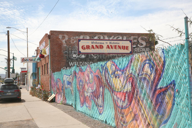 Grand Avenue.