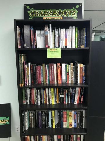 Grassrootz Books and Juice Bar